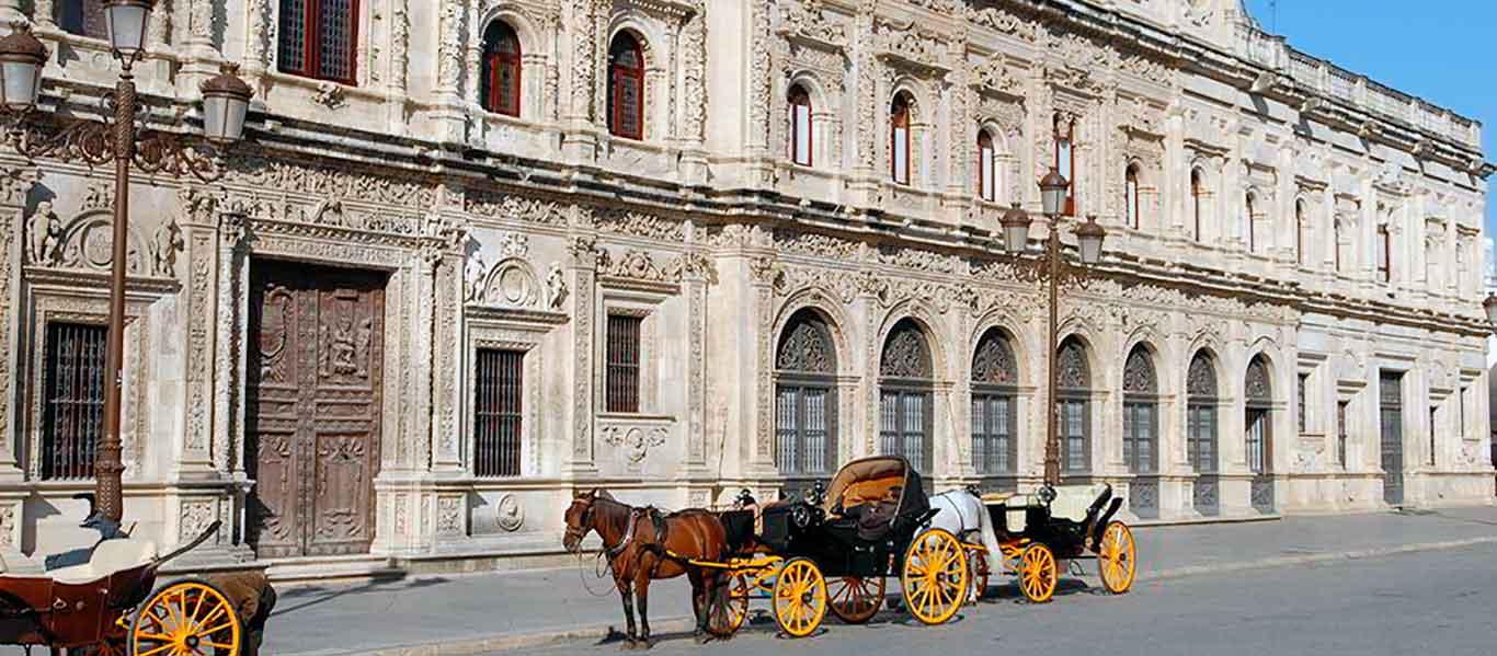 Ayuntamiento de Sevilla - Rincones de tu ciudad